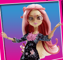 Which Monster High Doll Are You Most Like? Take The Quiz To Find Out!