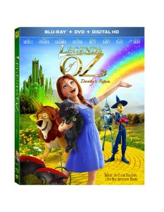 Legends of Oz: Dorothy's Return (Giveaway!) #OzInsiders