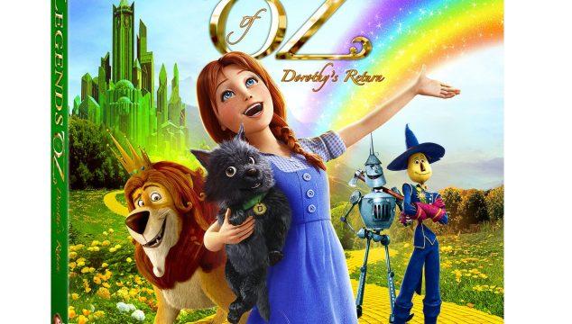 Legends of Oz: Dorothy's Return (Giveaway!) #OzInsiders