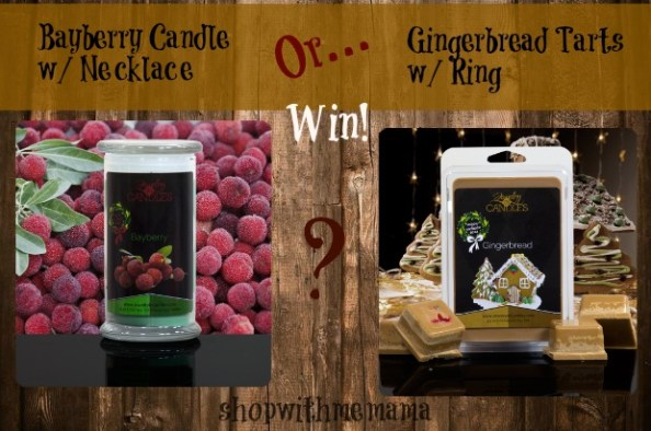 Win Jewelry In Candles