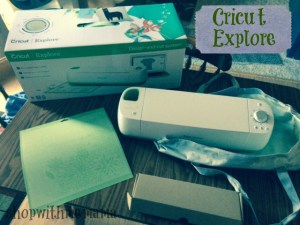 The Cricut Explore Design-and-Cut Machine