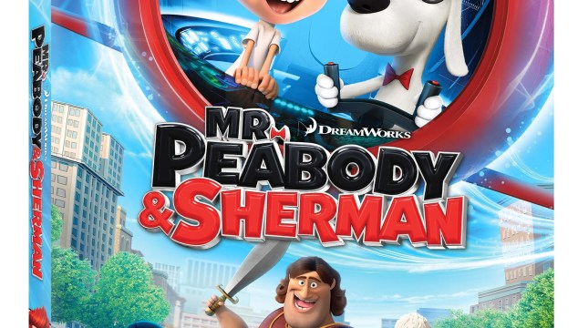 Mr. Peabody And Sherman (Giveaway!) #PeabodyInsiders