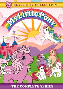 MY LITTLE PONY THE COMPLETE SERIES