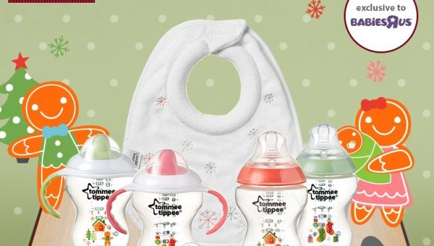 The gingerbread collection by tommee tippee
