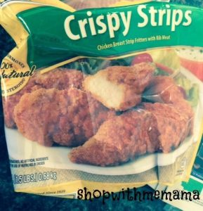 Foster Farms 100% All Natural Frozen Cooked Chicken