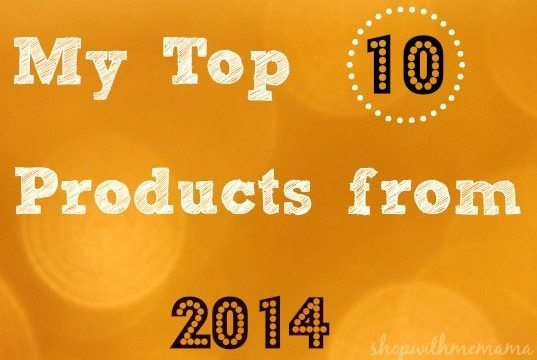 My Top 10 Favorite Products From 2014