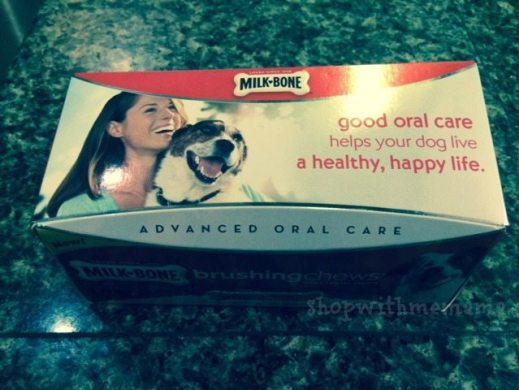 Milk Bone Brushing Chews