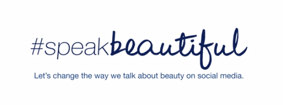 Turn ugly tweets into beautiful, positive ones! #SpeakBeautiful #Dove