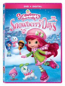 Strawberry Shortcake: Snowberry Days (Giveaway) #SnowberryDays