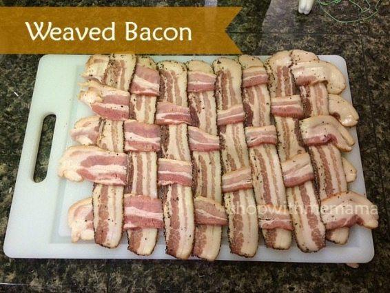 weave bacon