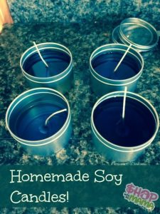 Complete Tin Container Soy Wax Candle Making Kit (Review)