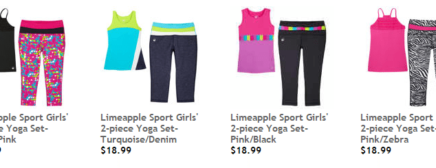 Limeapple Active Wear Sets for Amazing Price At Costco For Limited Time!