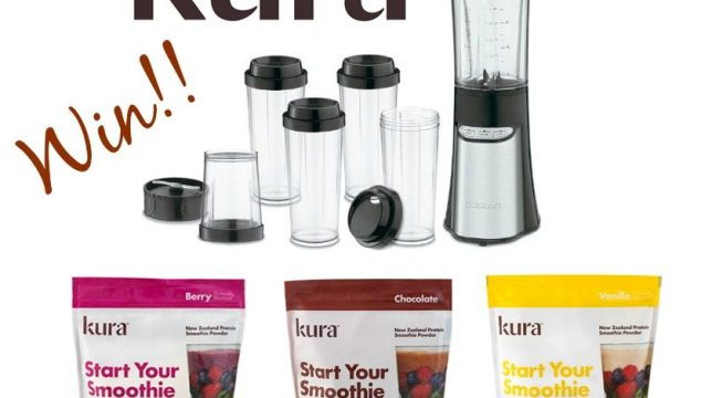 KURA Smoothie Powder Is Healthy & Delicious #StartYourSmoothie