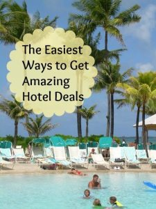 The Easiest Ways to Get Amazing Hotel Deals