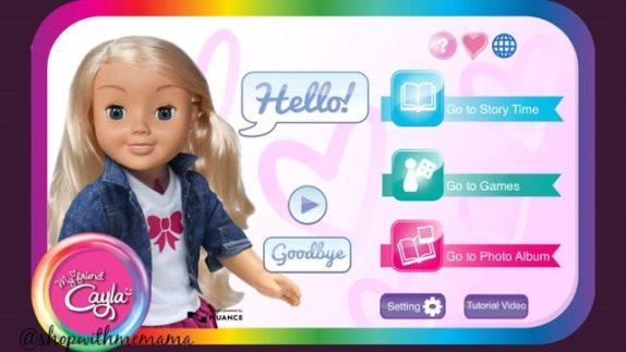 my friend cayla app