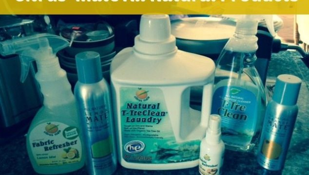 Citrus-Mate Inc. All Natural Products For Your Home