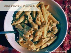 Easy Dinner Idea TunaPENNERIGATE #Recipe