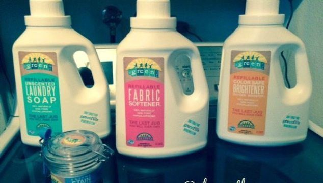 Green Clean Products that Save Money, Time and the Planet