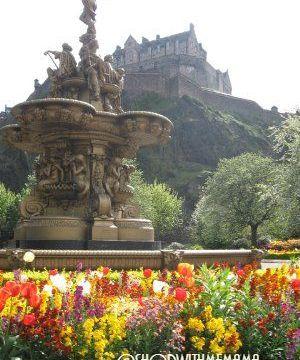 Romantic Castle Tours in Scotland
