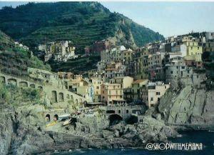 Visiting Cinque Terre