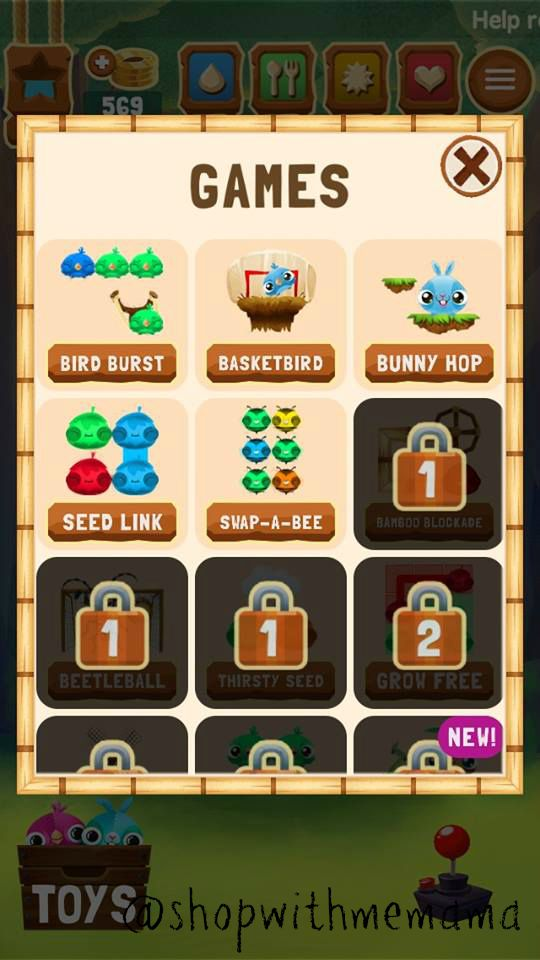Tree Story Game