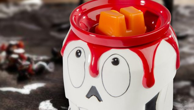 Scary Halloween Wax Warmers