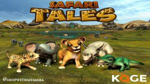 Safari Tales Is An Educational Safari Adventure Game!