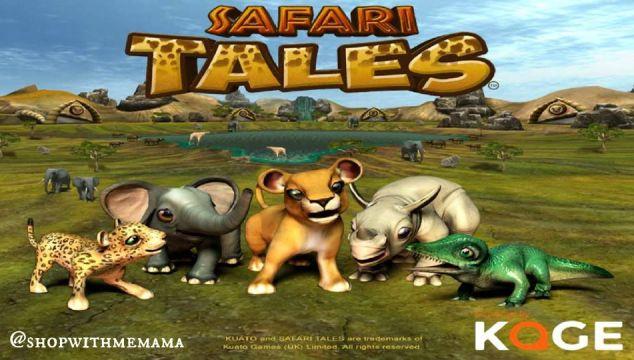 Safari Tales Is An Educational Safari Adventure Game!