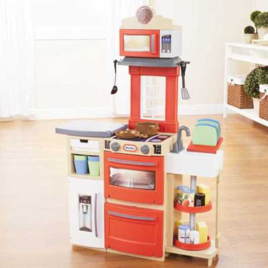 Cook 'n Store™ Kitchen - Red