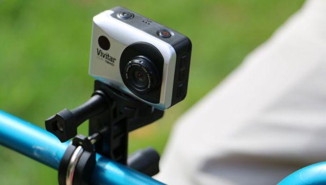 Vivitar DVR786 Affordable Action Camera