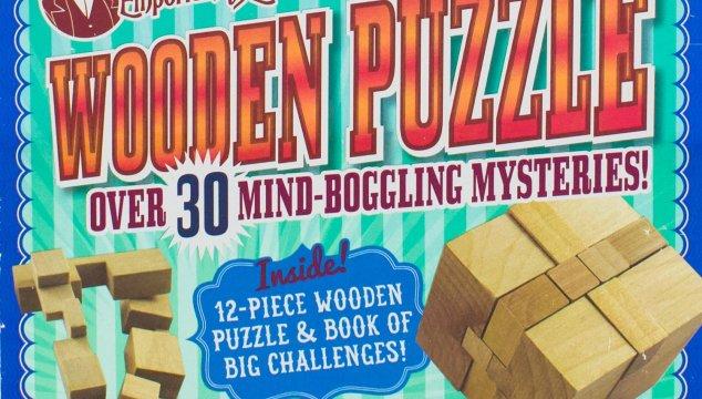 Professor Murphy Wooden Puzzle Set
