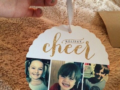 Check Out My Minted.com Holiday Cards I Ordered!