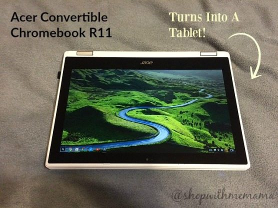 Acer Convertible Chromebook R11s