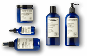 Dramatically Reduce Thinning Hair with éprouvage