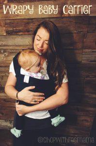 How To Use The Wrapy Baby Carrier