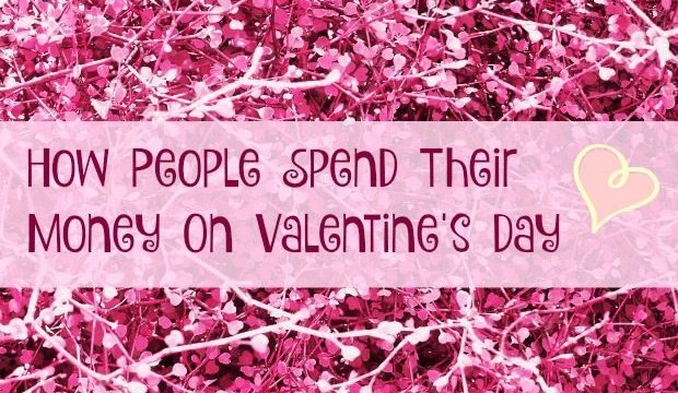 How People Spend Their Money On Valentine's Day