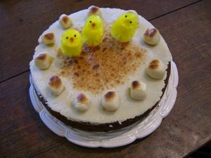 Traditional Easter Recipes from Around the World Simnel Cake