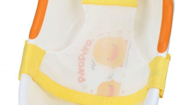 Piyo Piyo Deluxe Bathtub with Bath Bed And Bathing Baby Gift Set