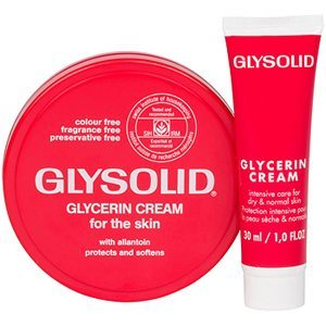 Glysolid Skin Cream Soothes And Softens Dry Skin!