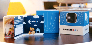Mini Cinema Projector for Families