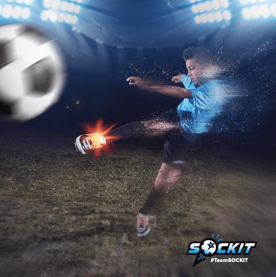 SOCKIT Soccer Trainer