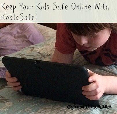 Keep Kids Safe Online With KoalaSafe