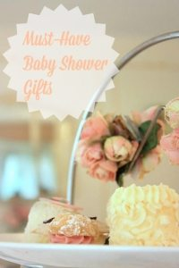 Must-Have Baby Shower Gifts (Giveaway!)