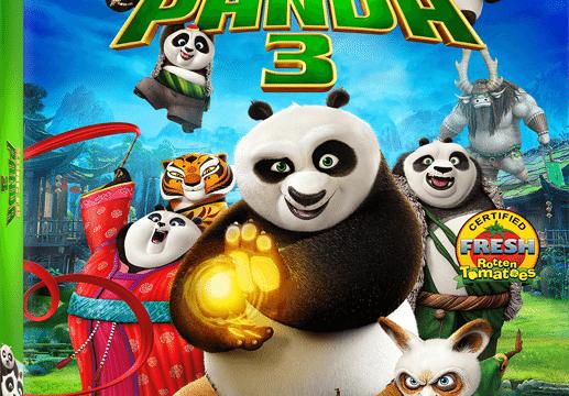 Kick off the summer with the KUNG FU PANDA 3 #PandaInsiders