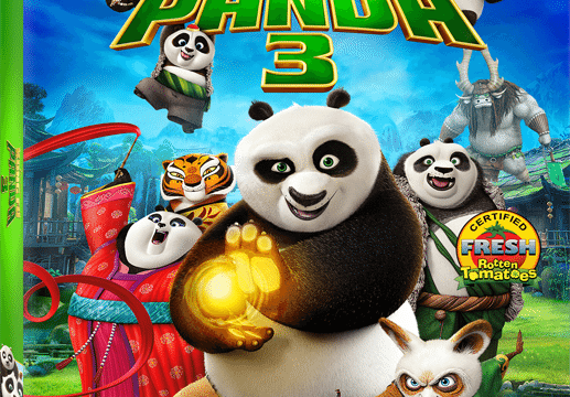 Kick off the summer with the KUNG FU PANDA 3 #PandaInsiders