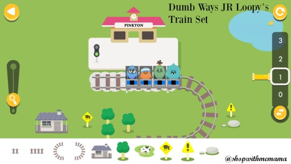 Dumb Ways JR Loopy's Train Set