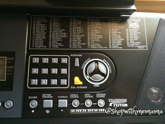 RockJam Electronic Piano Keyboard