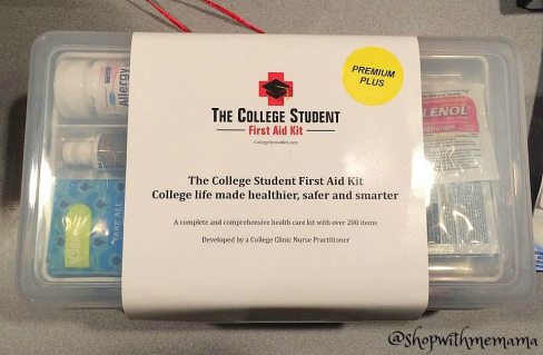 The College Student First Aid Kit