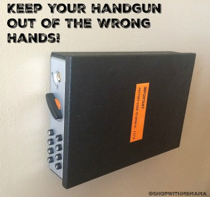 Keep Your Handgun Out Of The Wrong Hands