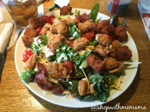 Applebee's Unveils New Grilled Seasonal Salads!